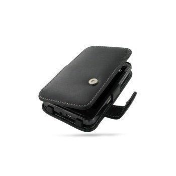 HTC HD7 PDair Leather Case 3BHTD7B41 Musta