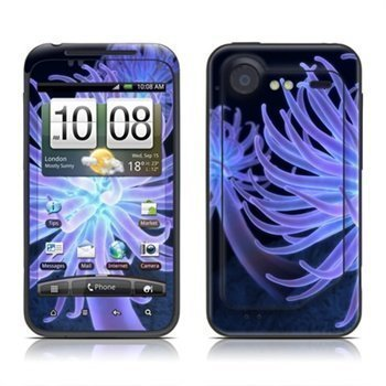 HTC Incredible S Anemones Skin