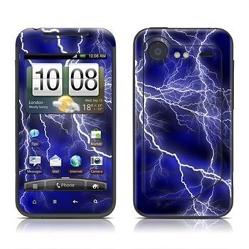 HTC Incredible S Apocalypse Blue Skin
