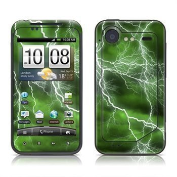 HTC Incredible S Apocalypse Green Skin