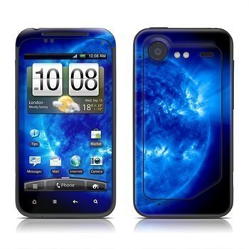 HTC Incredible S Blue Giant Skin