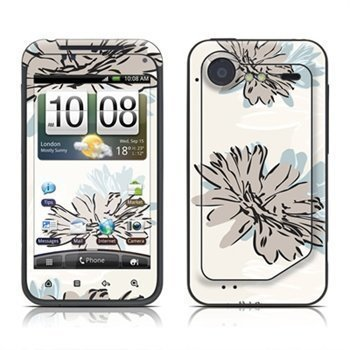 HTC Incredible S Bouquet Skin