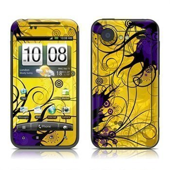 HTC Incredible S Chaotic Land Skin