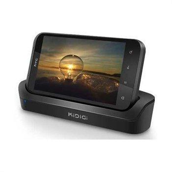 HTC Incredible S KiDiGi USB Desktop Charger