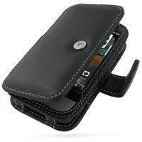 HTC Legend PDair Leather Case 3BHTLDB41 Musta