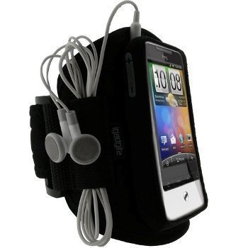 HTC Legend iGadgitz Waterproof Armband Black