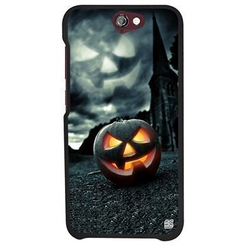 HTC One A9 Beyond Cell Protective Suojakuori Evil Pumpkin