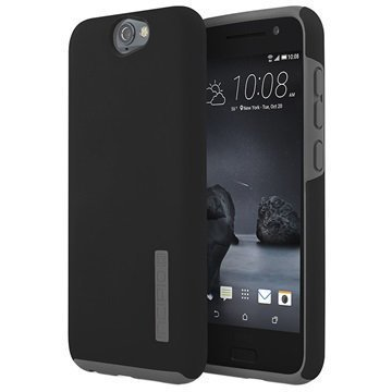 HTC One A9 Incipio DualPro Suojakuori Musta / Harmaa