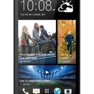 HTC One Black Nordic