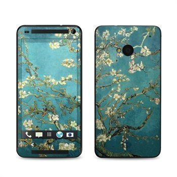 HTC One Blossoming Almond Tree Skin