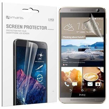 HTC One E9+ 4smarts Näytönsuoja Kirkas