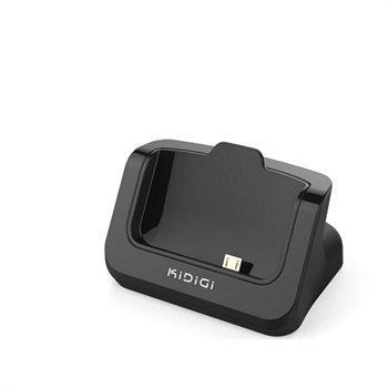 HTC One Kidigi Cover-Mate USB-Pöytälaturi Musta
