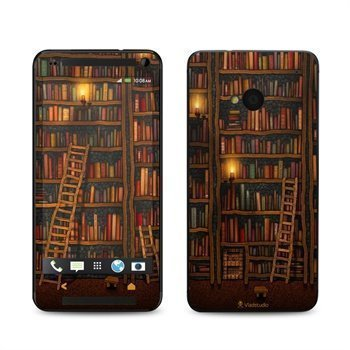 HTC One Library Skin