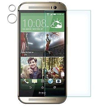 HTC One (M8) One (M8) Dual Sim Nillkin Amazing H+ Näytönsuoja Karkaistu Lasi
