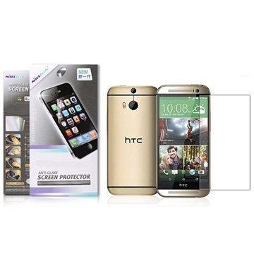 HTC One (M8) One (M8) Dual Sim Nillkin Näytönsuoja Heijastamaton