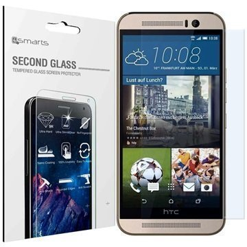 HTC One M9 4smarts Second Glass Screen Protector