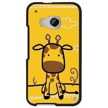 HTC One M9 Beyond Cell Protective Suojakuori Giraffe