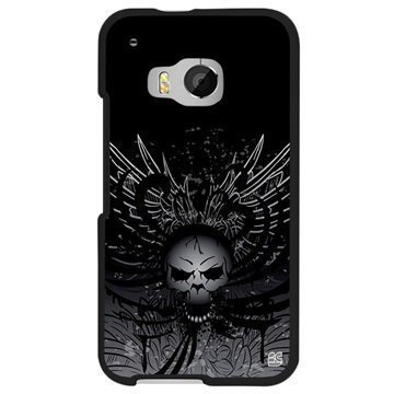 HTC One M9 Beyond Cell Protective Suojakuori Wing Skull