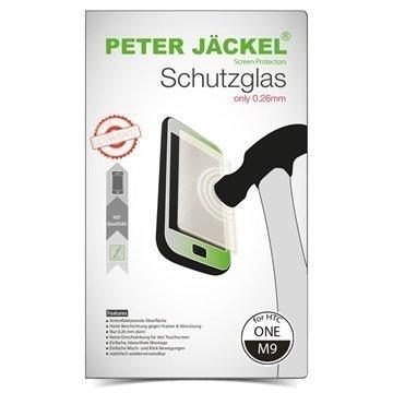 HTC One M9 Peter Jäckel HD Glass Screen Protector