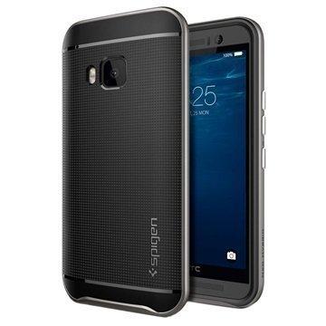 HTC One M9 Spigen Neo Hybridikotelo Asemetalli