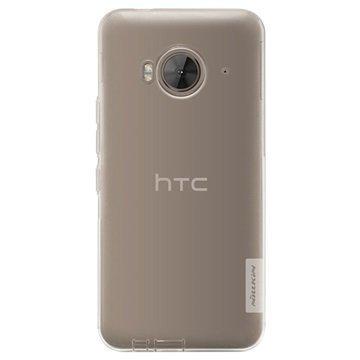 HTC One ME Nillkin Nature TPU Suojakuori Läpinäkyvä