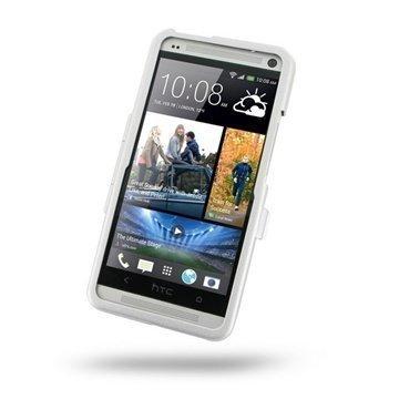 HTC One Metal Case Hopeinen