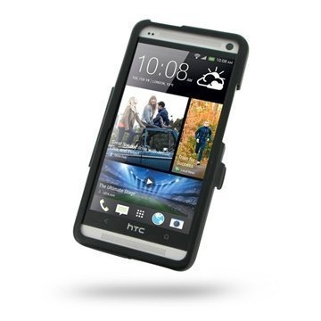 HTC One Metal Case Musta
