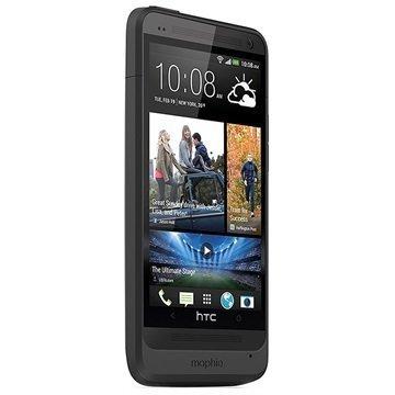 HTC One Mophie Juice Pack Akkukotelo Musta