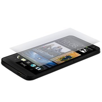 HTC One Naztech Premium Tempered Glass Screen Protector