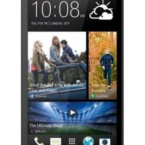 HTC One Red Nordic