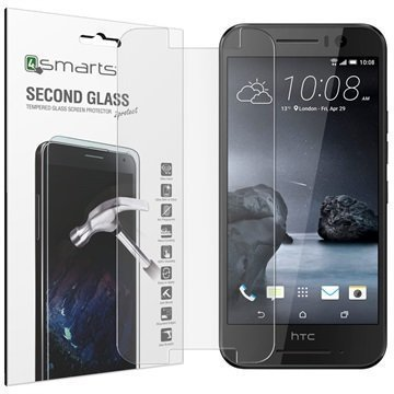 HTC One S9 4smarts Second Glass Näytönsuoja