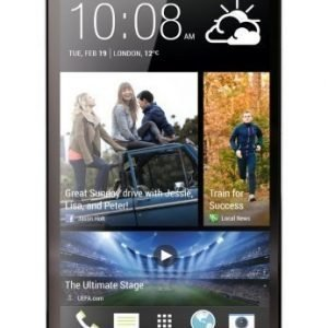 HTC One Silver Nordic