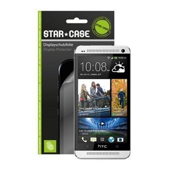 HTC One StarCase Screen Protector Anti-Fingerprint