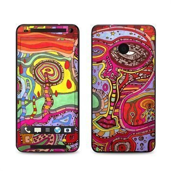 HTC One The Wall Skin