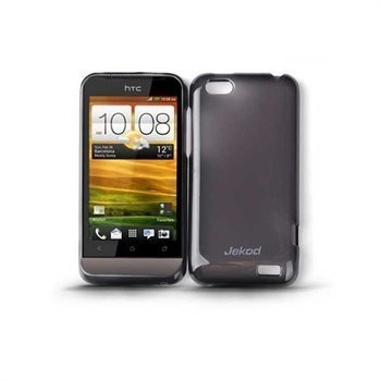 HTC One V Jekod TPU Case Black