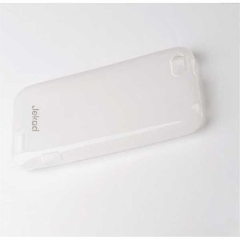 HTC One V Jekod TPU Case White