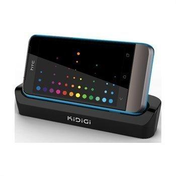 HTC One V KiDiGi Cover-Mate USB-Pöytälaturi
