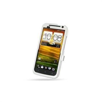 HTC One X One X+ Metal Case Silver