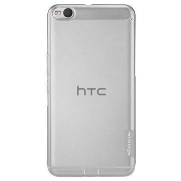 HTC One X9 Nillkin Nature TPU Suojakuori Harmaa
