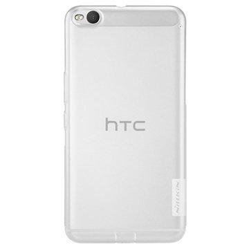 HTC One X9 Nillkin Nature TPU Suojakuori Läpinäkyvä