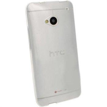 HTC One iGadgitz TPU-Suojakotelo Kirkas