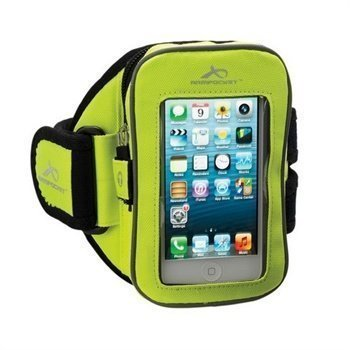 HTC One mini Armpocket i-25 Armband S Yellow