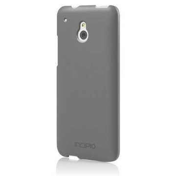 HTC One mini Incipio Feather Click-On Cover Grey