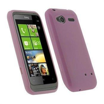 HTC Radar iGadgitz TPU-Kotelo Pinkki