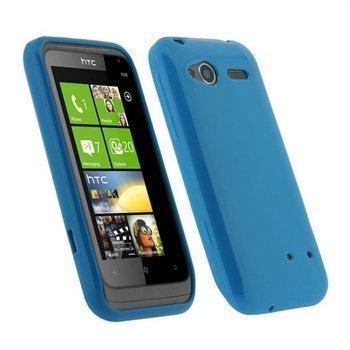 HTC Radar iGadgitz TPU-Kotelo Sininen