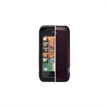 HTC Rhyme OtterBox Commuter Case Eggplant / Black