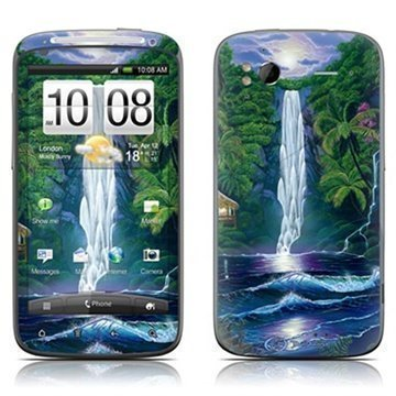 HTC Sensation In The Falls Of Light Skin