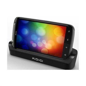 HTC Sensation KiDiGi HDMI USB Desktop Charger