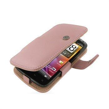 HTC Sensation Sensation 4G PDair Leather Case Pink
