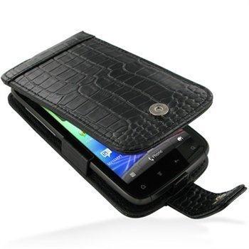 HTC Sensation Sensation 4G Sensation XE PDair Leather Case GBHTS4F41 Musta